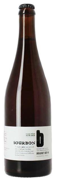 Brekeriet Beer Sourbon 750ML
