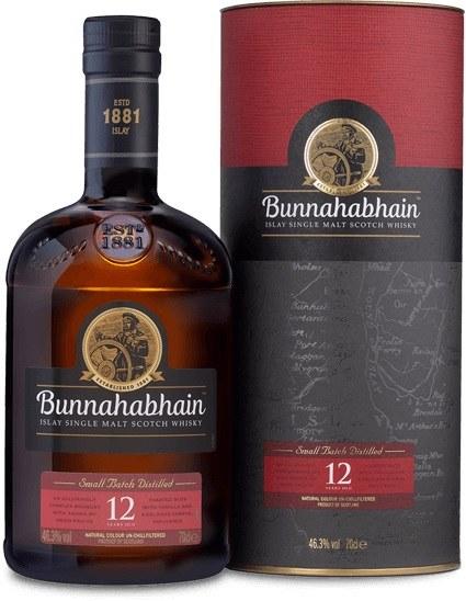 Bunnahabhain 12 Year Old 700ML