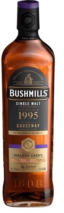 Bushmills 1995 'The Causeway Collection' Malaga Cask 700ML