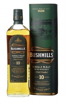 Bushmills 10 Year Old Single Malt 700ML
