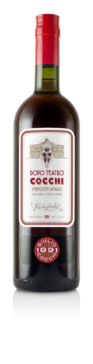Cocchi Dopo Teatro Vermouth Amaro 750ML