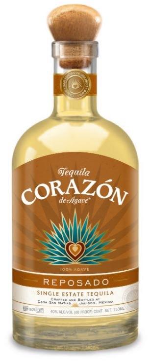 Corazon Tequila Reposado 700ML