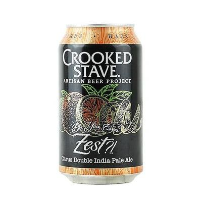 Crooked Stave Do You Even Zest Can 355ML