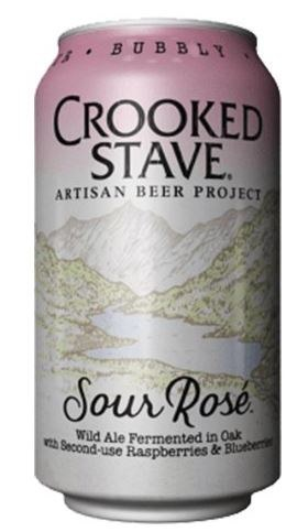 Crooked Stave Sour Rose Can 355ML