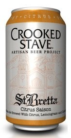 Crooked Stave St. Bretta Can 355ML