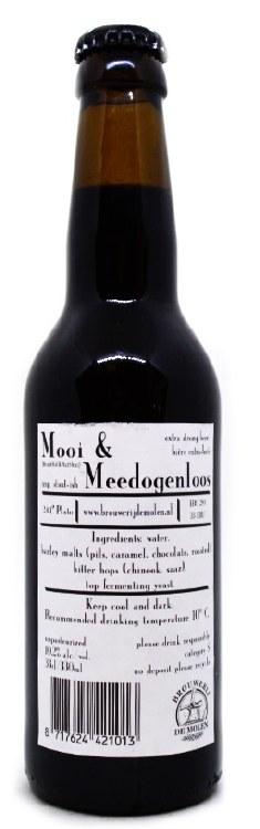 De Molen Mooi & Meedogenloos 330ML