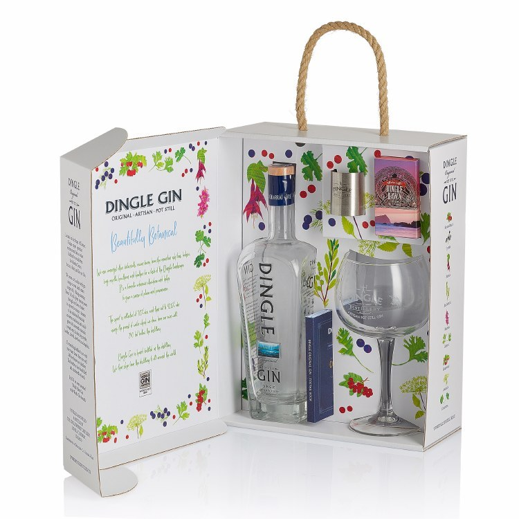 Dingle Gin 'Beautifully Botanical' Gift Pack 700ML