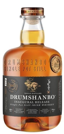 Drumshanbo Pot Still Inaugural Release 700ML