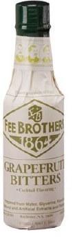 Fee Brothers Grapefruit Bitters 150ML
