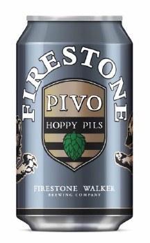 Firestone Walker Pivo Hoppy Pils Can 355ML