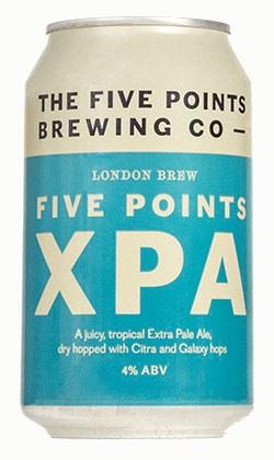 Five Points XPA Can 330ML