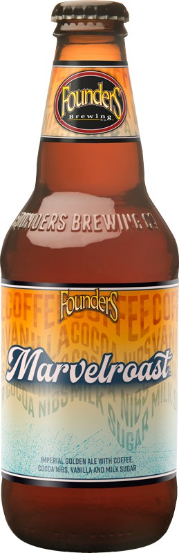 Founders Marvelroast 355ML