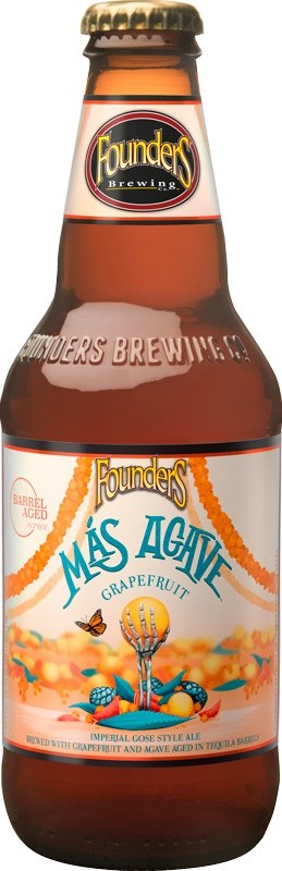 Founders Mas Agave Grapefruit 355ML