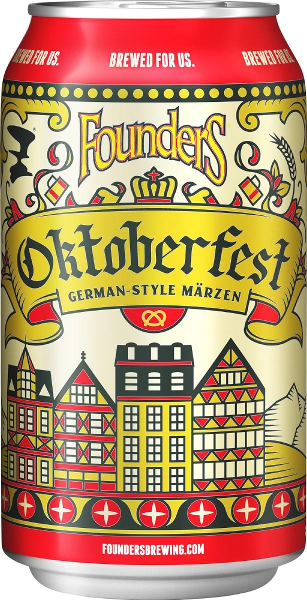 Founders Oktoberfest Can 355ML