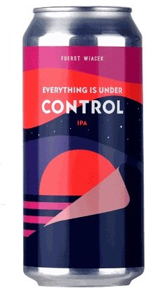 Fuerst Wiacek Everything Is Under Control IPA Can 440ML