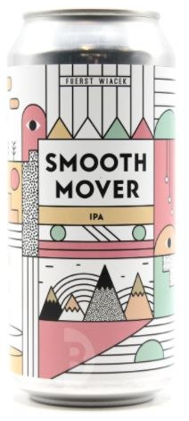 Fuerst Wiacek Smooth Mover IPA Can 440ML