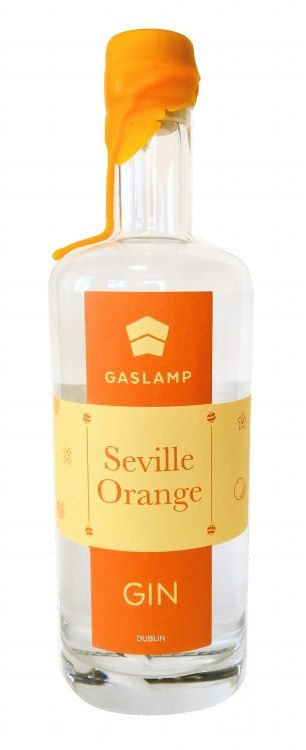 Gaslamp Seville Orange Gin 700