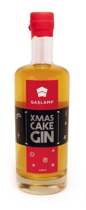 Gaslamp Xmas Cake Gin 700ML