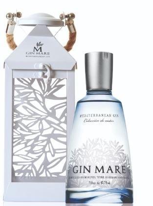 Gin Mare Lantern Gift Pack 700ML