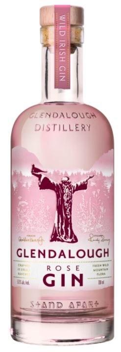 Glendalough Rose Gin 700ML