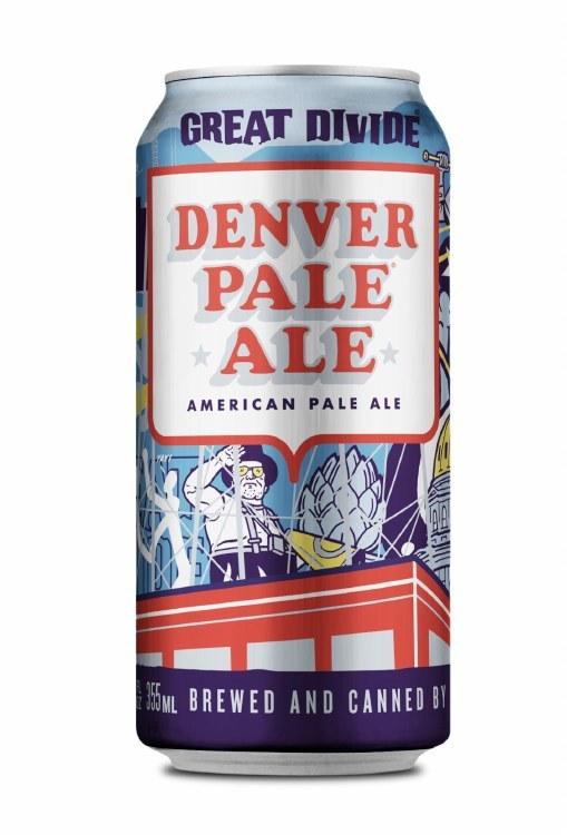 Great Divide Denver Pale Ale Can 355ML