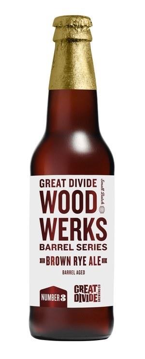Great Divide Wood Werks #3 355ML