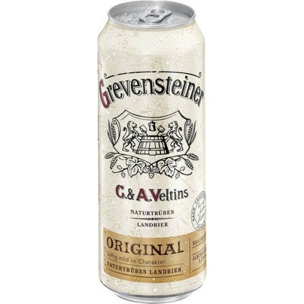 Grevensteiner Original Can 500ML