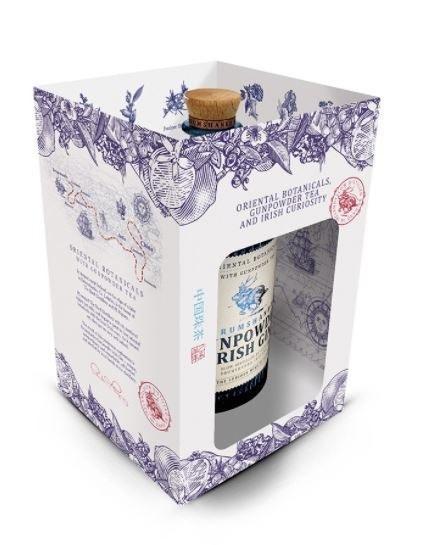 Drumshanbo Gunpowder Gin Gift Box 700ML