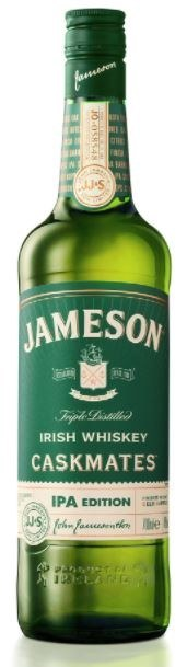 Jameson Caskmates IPA Edition 700ML