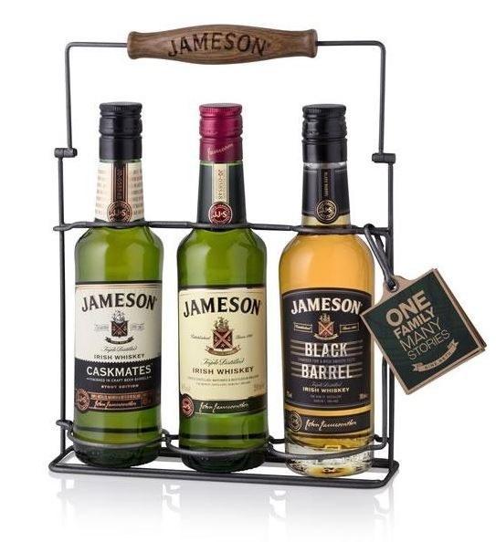 Jameson Wire Pack 3 x 200ML