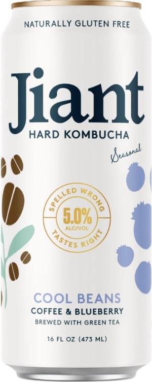 Jiant Cool Beans Hard Kombucha 473ML