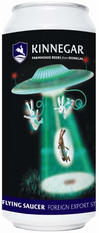 Kinnegar Flying Saucer Can 440ML