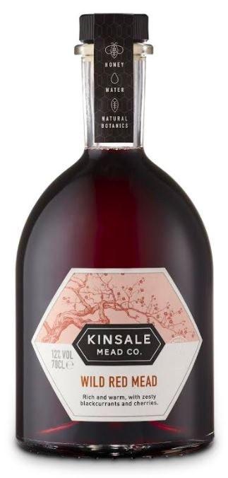Kinsale Wild Red Mead 700ML