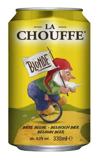 La Chouffe Blonde Can 330ML