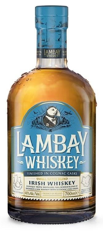 Lambay Whiskey Small Batch Blend 700ML