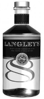Langley's No.8 Distilled London Gin 700ML