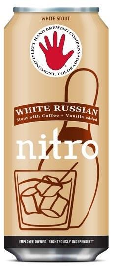 Left Hand Nitro White Russian 404ML