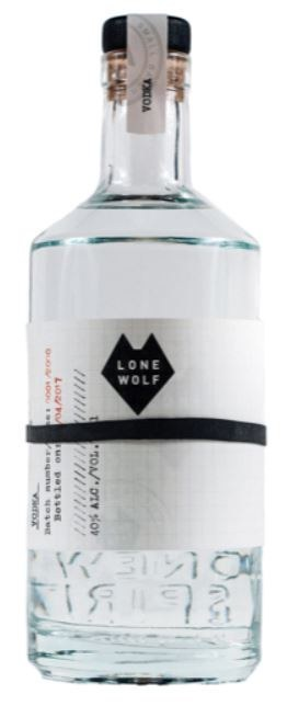 Lone Wolf Vodka 700ML