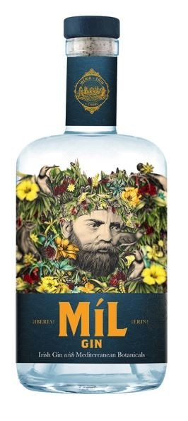 Míl Irish Gin 700ML