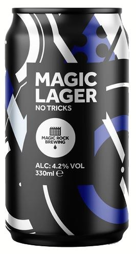 Magic Rock Magic Lager Can 330ML