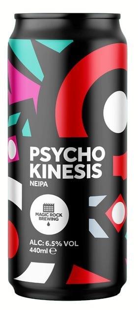 Magic Rock Psychokinesis Can 440ML