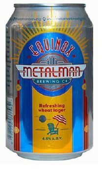 Metalman Equinox Can 24x330ML (Case Only)