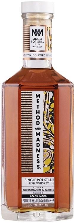 Method & Madness Single Pot Still Acacia Wood 700ML