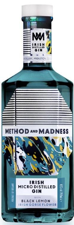 Method & Madness Gin 700ML