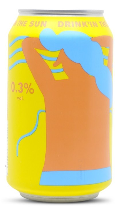 Mikkeller Drink'in the Sun Can 330ML