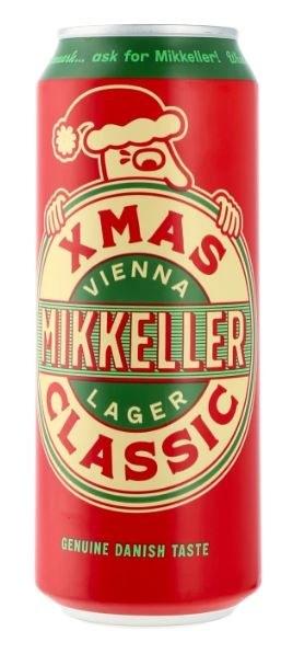 Mikkeller Xmas Classic Vienna Can 500ML