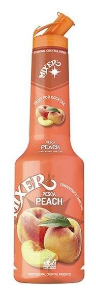 Mixer Peach Puree Concentrate 1L
