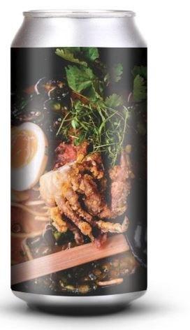Northern Monk Patrons Project 10.06 // Finback // Cocktail Beer Ramen + Bun // Culinary Concepts // Yuzu IPA Can 440ML