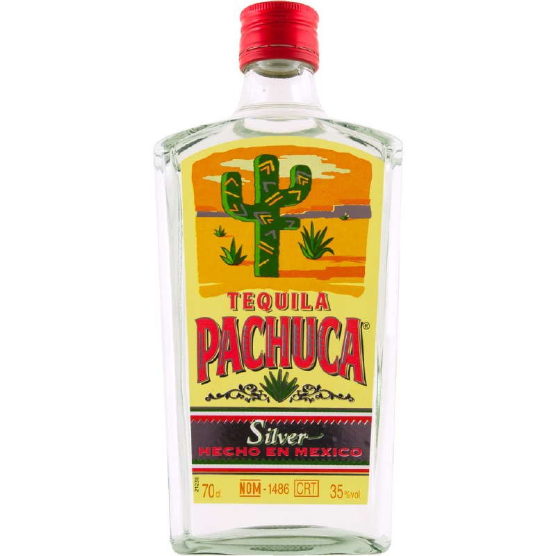 Pachuca Tequila Silver 700ML