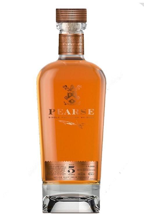 Pearse 5 Year Old Single Malt Irish Whiskey 700ML